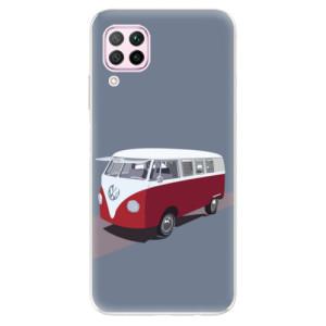 Odolné silikonové pouzdro iSaprio - VW Bus - na mobil Huawei P40 Lite