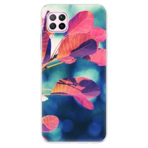 Odolné silikonové pouzdro iSaprio - Autumn 01 - na mobil Huawei P40 Lite