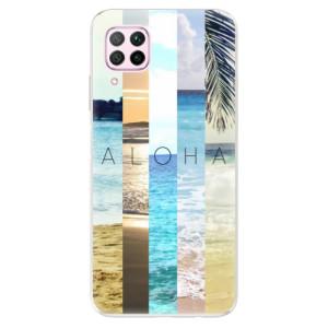 Odolné silikonové pouzdro iSaprio - Aloha 02 - na mobil Huawei P40 Lite