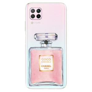 Odolné silikonové pouzdro iSaprio - Chanel Rose - na mobil Huawei P40 Lite