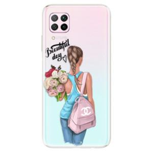 Odolné silikonové pouzdro iSaprio - Beautiful Day - na mobil Huawei P40 Lite