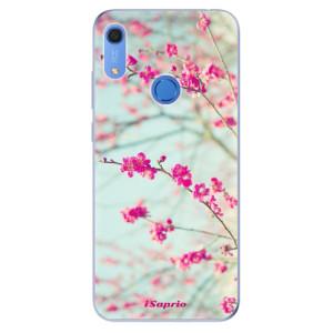 Odolné silikonové pouzdro iSaprio - Blossom 01 - na mobil Huawei Y6s