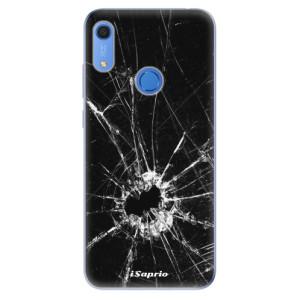 Odolné silikonové pouzdro iSaprio - Broken Glass 10 - na mobil Huawei Y6s