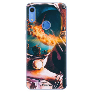 Odolné silikonové pouzdro iSaprio - Astronaut 01 - na mobil Huawei Y6s
