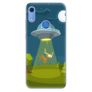 Odolné silikonové pouzdro iSaprio - Alien 01 - na mobil Huawei Y6s
