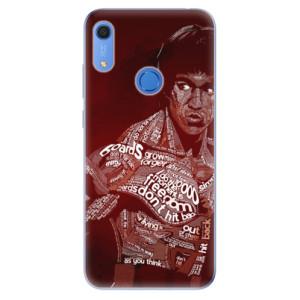 Odolné silikonové pouzdro iSaprio - Bruce Lee - na mobil Huawei Y6s