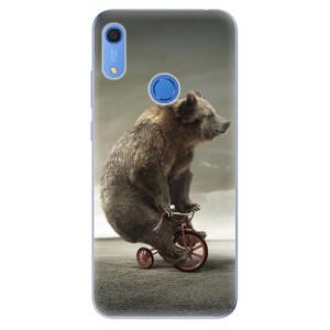Odolné silikonové pouzdro iSaprio - Bear 01 - na mobil Huawei Y6s