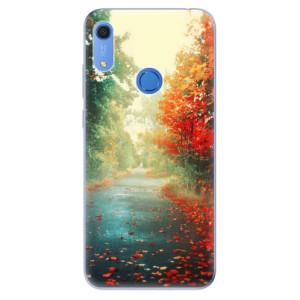 Odolné silikonové pouzdro iSaprio - Autumn 03 - na mobil Huawei Y6s