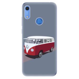 Odolné silikonové pouzdro iSaprio - VW Bus - na mobil Huawei Y6s