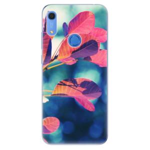 Odolné silikonové pouzdro iSaprio - Autumn 01 - na mobil Huawei Y6s