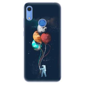 Odolné silikonové pouzdro iSaprio - Balloons 02 - na mobil Huawei Y6s