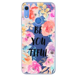 Odolné silikonové pouzdro iSaprio - BeYouTiful - na mobil Huawei Y6s