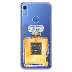 Odolné silikonové pouzdro iSaprio - Chanel Gold - na mobil Huawei Y6s