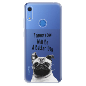 Odolné silikonové pouzdro iSaprio - Better Day 01 - na mobil Huawei Y6s