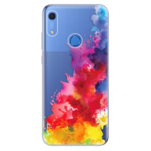 Odolné silikonové pouzdro iSaprio - Color Splash 01 - na mobil Huawei Y6s