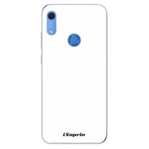 Odolné silikonové pouzdro iSaprio - 4Pure - bílé - na mobil Huawei Y6s
