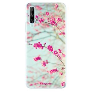 Odolné silikonové pouzdro iSaprio - Blossom 01 - na mobil Huawei P Smart Pro