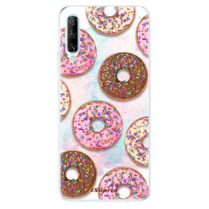 Odolné silikonové pouzdro iSaprio - Donuts 11 - na mobil Huawei P Smart Pro