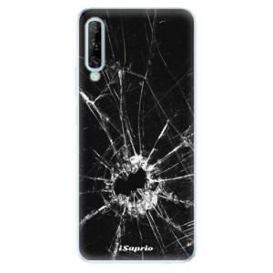 Odolné silikonové pouzdro iSaprio - Broken Glass 10 - na mobil Huawei P Smart Pro