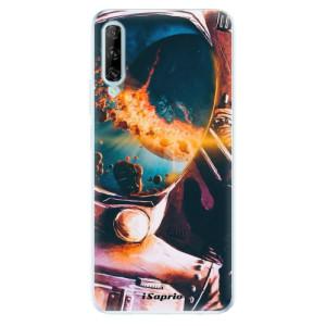 Odolné silikonové pouzdro iSaprio - Astronaut 01 - na mobil Huawei P Smart Pro