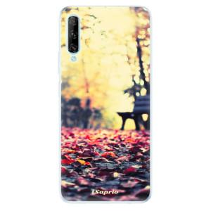 Odolné silikonové pouzdro iSaprio - Bench 01 - na mobil Huawei P Smart Pro
