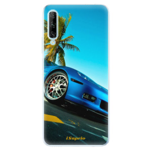 Odolné silikonové pouzdro iSaprio - Car 10 - na mobil Huawei P Smart Pro