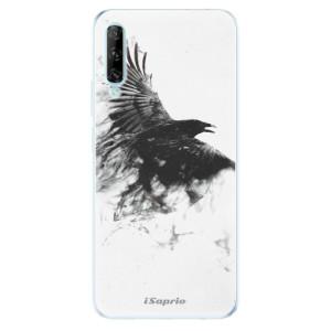 Odolné silikonové pouzdro iSaprio - Dark Bird 01 - na mobil Huawei P Smart Pro