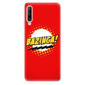 Odolné silikonové pouzdro iSaprio - Bazinga 01 - na mobil Huawei P Smart Pro
