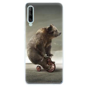 Odolné silikonové pouzdro iSaprio - Bear 01 - na mobil Huawei P Smart Pro