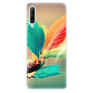 Odolné silikonové pouzdro iSaprio - Autumn 02 - na mobil Huawei P Smart Pro