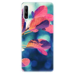 Odolné silikonové pouzdro iSaprio - Autumn 01 - na mobil Huawei P Smart Pro