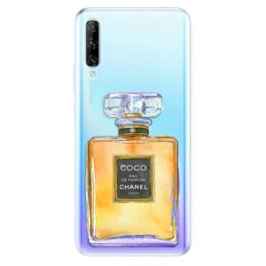 Odolné silikonové pouzdro iSaprio - Chanel Gold - na mobil Huawei P Smart Pro