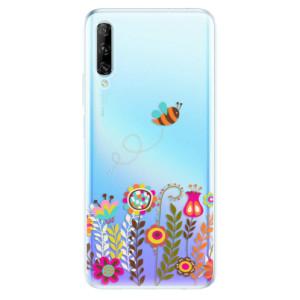 Odolné silikonové pouzdro iSaprio - Bee 01 - na mobil Huawei P Smart Pro