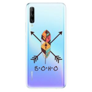 Odolné silikonové pouzdro iSaprio - BOHO - na mobil Huawei P Smart Pro