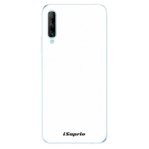 Odolné silikonové pouzdro iSaprio - 4Pure - bílé - na mobil Huawei P Smart Pro