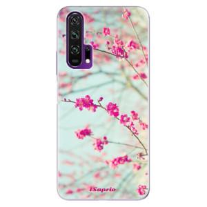 Silikonové pouzdro iSaprio - Blossom 01 na mobil Honor 20 Pro