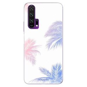 Silikonové pouzdro iSaprio - Digital Palms 10 na mobil Honor 20 Pro