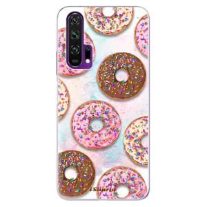 Silikonové pouzdro iSaprio - Donuts 11 na mobil Honor 20 Pro