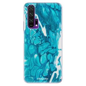 Silikonové pouzdro iSaprio - BlueMarble 15 na mobil Honor 20 Pro