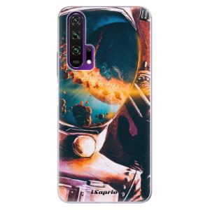 Silikonové pouzdro iSaprio - Astronaut 01 na mobil Honor 20 Pro