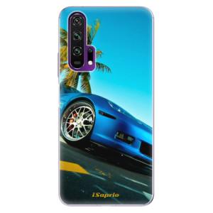 Silikonové pouzdro iSaprio - Car 10 na mobil Honor 20 Pro