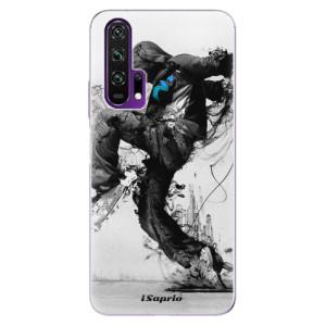 Silikonové pouzdro iSaprio - Dance 01 na mobil Honor 20 Pro