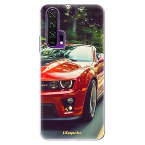 Silikonové pouzdro iSaprio - Chevrolet 02 na mobil Honor 20 Pro
