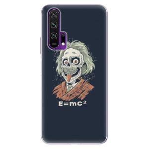 Silikonové pouzdro iSaprio - Einstein 01 na mobil Honor 20 Pro