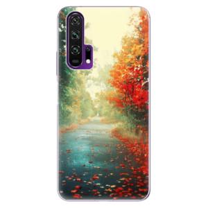 Silikonové pouzdro iSaprio - Autumn 03 na mobil Honor 20 Pro