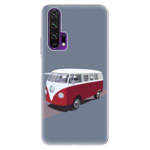 Silikonové pouzdro iSaprio - VW Bus na mobil Honor 20 Pro