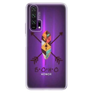 Silikonové pouzdro iSaprio - BOHO na mobil Honor 20 Pro