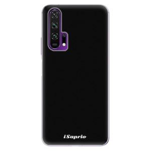 Silikonové pouzdro iSaprio - 4Pure - černé na mobil Honor 20 Pro