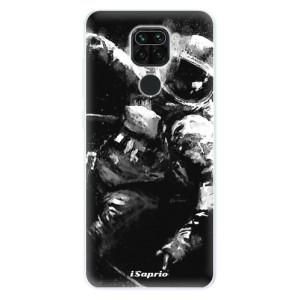 Silikonové pouzdro iSaprio - Astronaut 02 na mobil Xiaomi Redmi Note 9