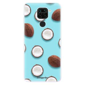 Silikonové pouzdro iSaprio - Coconut 01 na mobil Xiaomi Redmi Note 9
